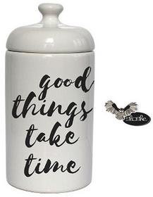 Good things take time, pojemnik 500ml