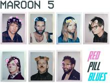 Maroon 5 Red Pill Blues PL