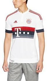Adidas koszulka piłkarska chłopięca (replika) FC Bayern Monachium, wersja domowa, biały AH4793_White/Power Red/Night Navy/Bold Onix_140
