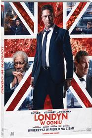 Monolith Londyn w ogniu. DVD Babak Najafi