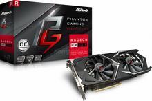 ASRock Radeon RX 570 Phantom Gaming X 8GB OC
