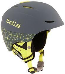 Bollé kask narciarski Millenium Soft Grey/Yellow Iceberg, 58 61 cm, 31174 31174