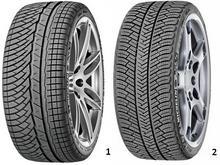 Michelin Pilot Alpin A4 225/55R18 102V