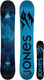 Jones snowboard Aviator Blue BLUE)