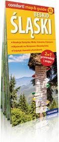 ExpressMap praca zbiorowa comfort! map&guide XL Beskid Śląski 2w1. Laminowany map&guide XL