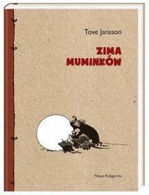 Nasza Księgarnia Zima Muminków - Tove Jansson