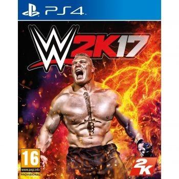 Premiera WWE 2K17
