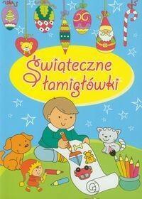 Wiśniewski Krzysztof Świąteczne łamigłówki / wysyłka w 24h
