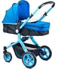 Caretero Navigator 2w1 niebieski