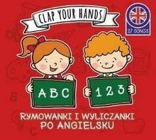 Soliton ABC & 123 Rymowanki i wyliczanki po angielsku