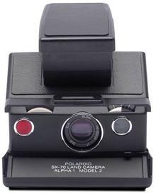 Polaroid SX-70 black