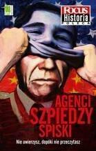 Burda książki praca zbiorowa Agenci, szpiedzy, spiski