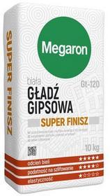 Megaron Gładź gipsowa SUPER-FINISZ GT-120
