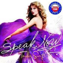 Speak Now Polska cena) CD) Taylor Swift