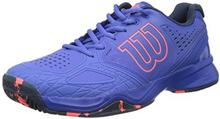 Wilson Damen Kaos Comp buty do tenisa - niebieski - 43 1/3 EU B076H85MVB