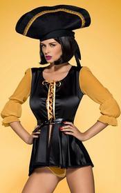 Obsessive Kostium Pirate Set