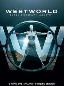 Warner Bros Entertainment Westworld Sezon 1 (Digipack)
