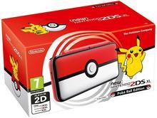 Nintendo New 2DS XL Pokeball Edition