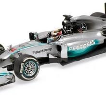 Minichamps Mercedes AMG Petronas F1 410120108