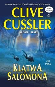 KLĄTWA SALOMONA Clive Cussler