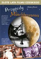 Przygody Muchhausena DVD