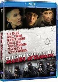 Telewizja Polska S.A. Służby specjalne 2 Blu-ray) Płyta DVD)