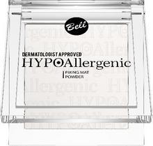 BELL Bell Hypoallergenic Puder utrwalający makijaż Fixing Mat nr 01 9g