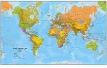 B2B Partner Świat - mapa polityczna 173051