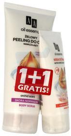 Oceanic Oil Essence DUO Peeling do ciała Babassu Oil 200 ml + Krem do rąk Argan i Marula Oil 75 ml