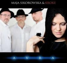 Avra Digipack CD Kroke Maja Sikorowska
