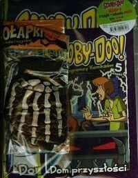 zbiorowa Praca Scooby doo 4 zestaw 2 książek + zabawka / wysyłka w 24h