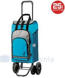 Andersen Wózek na zakupy Quattro Hydro 185-036-90 Turkusowy - turkusowy 185-036-90
