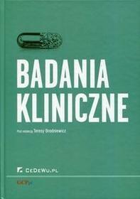 CeDeWu Badania kliniczne - Brodniewicz Teresa
