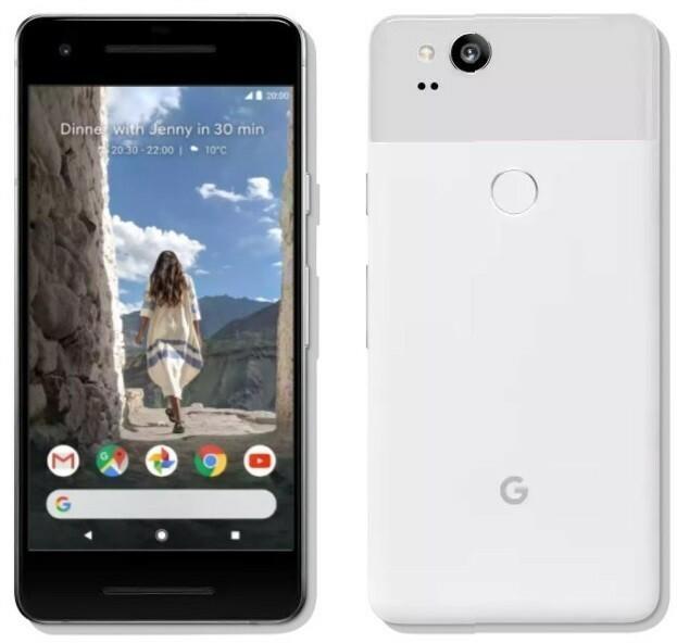 Google Pixel 2 64GB Biały