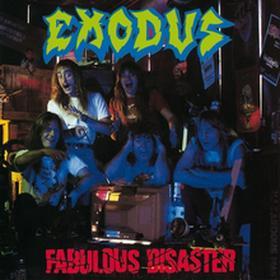 Fabulous Disaster CD) Exodus