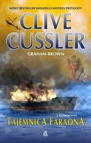 Cussler Clive Tajemnica Faraona / wysyłka w 24h