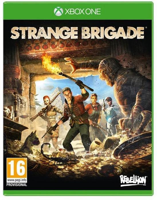 Strange Brigade XONE