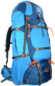 Highlander Plecak Turystyczny Ben Nevis 85L Niebieski RUC246-BL