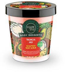 Organic Shop Body Desserts Tropical Mix Sculpting Body Scrub 450ml 40576-uniw