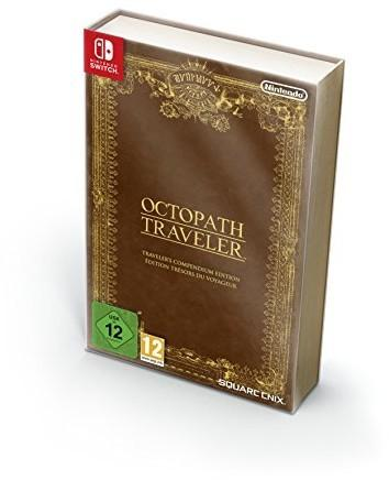 Octopath Traveler (Traveler's Compendium Ed.) NSWITCH