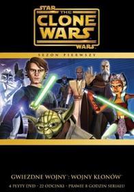 Gwiezdne Wojny: Wojny Klonów. Sezon 1