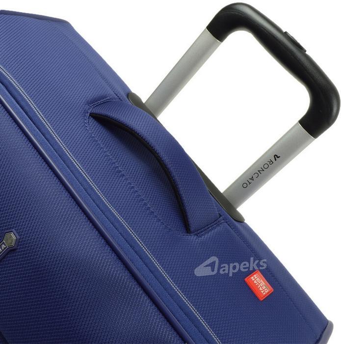 4d58c7693372b ... Roncato Ironik mała walizka kabinowa 415103-23 niebieski 2 kółka ...