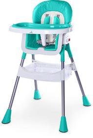 Caretero Pop, Krzesełko do karmienia, Turquoise