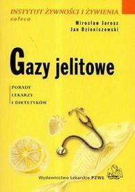 Wydawnictwo Lekarskie PZWL Jarosz Mirosław, Dzieniszewski Jan Gazy jelitowe