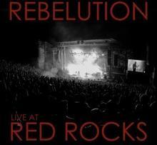 Live At Red Rocks CD+DVD) Rebelution