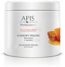 Apis Professional Sweet Honey Body Cukrowy peeling do ciała z miodem 700 g