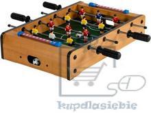 MAX Piłkarzyki mini stół piłkarski 51 x 31 x 8 cm