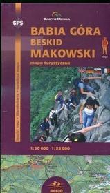 Cartomedia  Babia Góra i Beskid Makowski