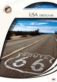 Cass film DVD PM USA Droga 66 praca zbiorowa