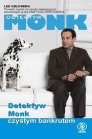 Rebis Detektyw Monk czystym bankrutem 9788375106398